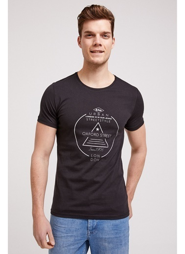 Lee Cooper Tişört Renksiz